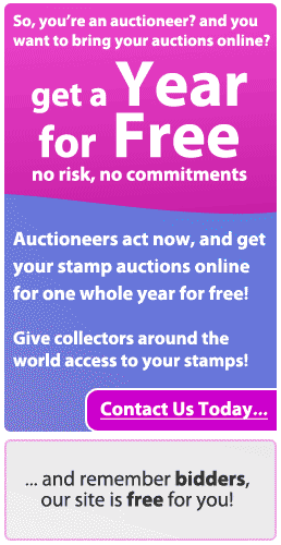 Promo deal available for auctioneers... 3 Months or 3 Auctions free when you join today! Contact Us Now...